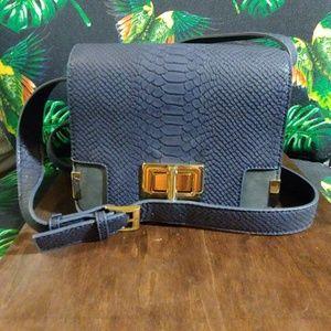 Handbags - Navy Bag
